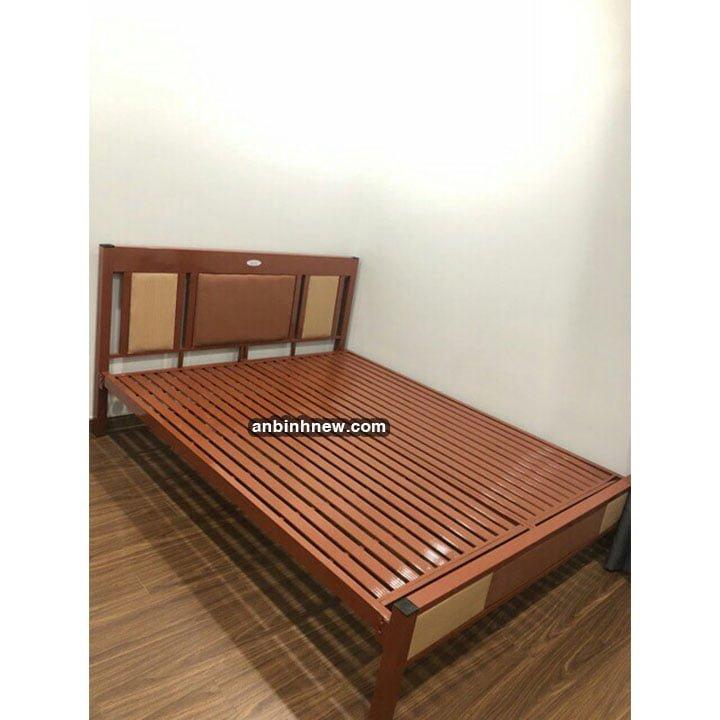 Giường sắt hộp cao cấp đơn giản 10