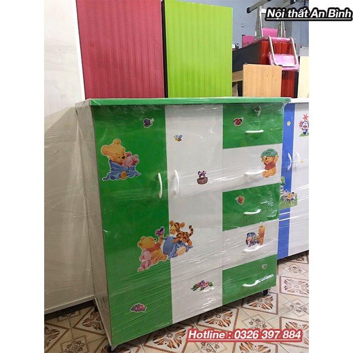Tủ đựng quần áo bằng nhựa Đài Loan cao cấp 1