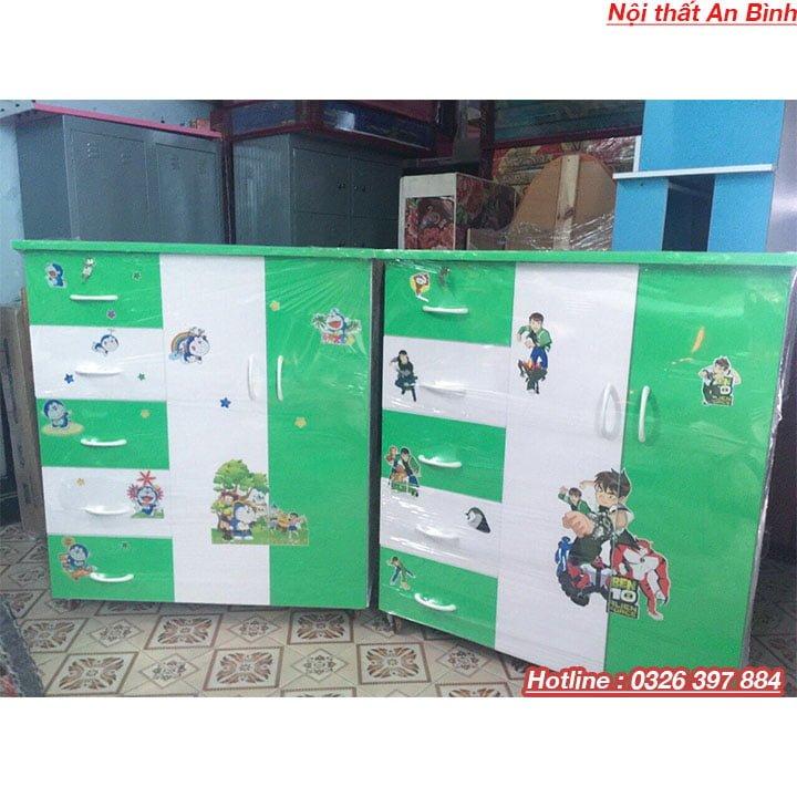 Tủ đựng quần áo bằng nhựa Đài Loan cao cấp