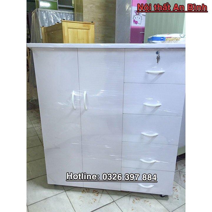 Tủ đựng quần áo bằng nhựa cao cấp 7