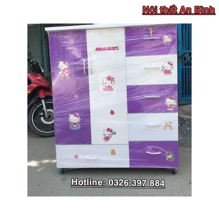 Tủ sinh hoạt bằng nhựa Đài Loan 1