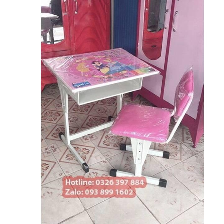 Bộ bàn ghế học thông minh dành cho học sinh mầm non