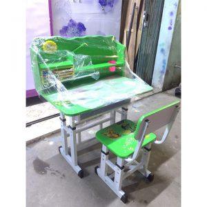 bộ bàn học sinh cho bé mẫu giáo
