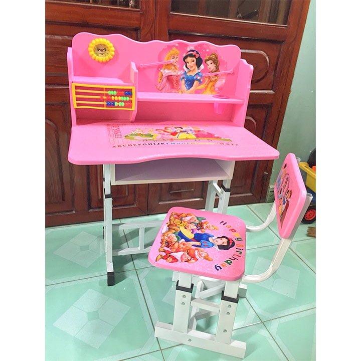 bộ bàn ghế học sinh thông minh cho bé 3