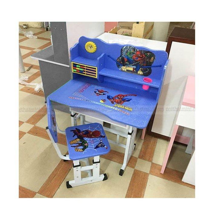 bộ bàn ghế học sinh thông minh cho bé 1