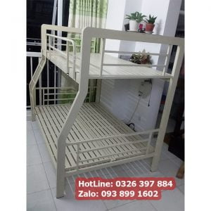 giường tầng sắt 1m4
