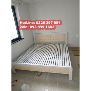 giường ngủ bằng sắt