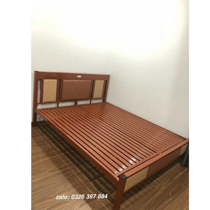 Giường sắt đơn An Bình giá rẻ - AB05