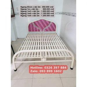giường đơn 1m6 giá rẻ
