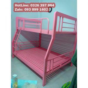 giường lệch tầng 1m4 1m6