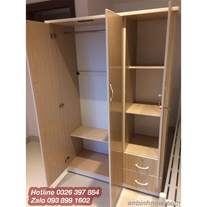 Tủ nhựa dành cho phòng ngủ AB712