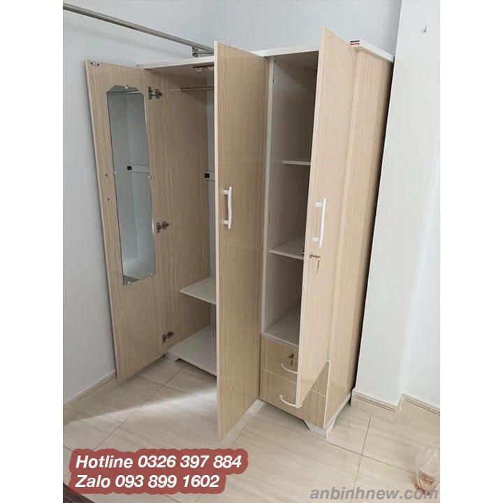 Tủ nhựa dành cho phòng ngủ AB712 1