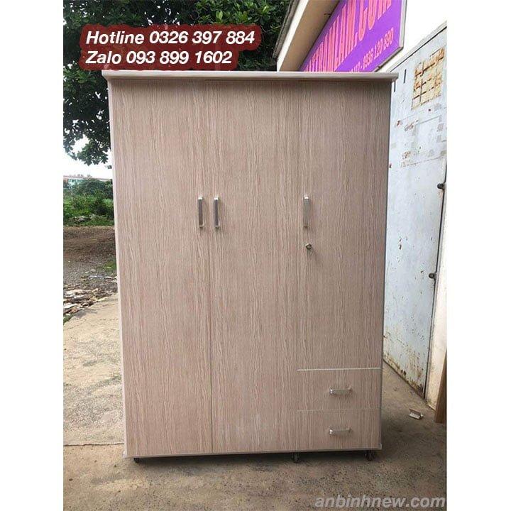 Tủ nhựa dành cho phòng ngủ AB712 3