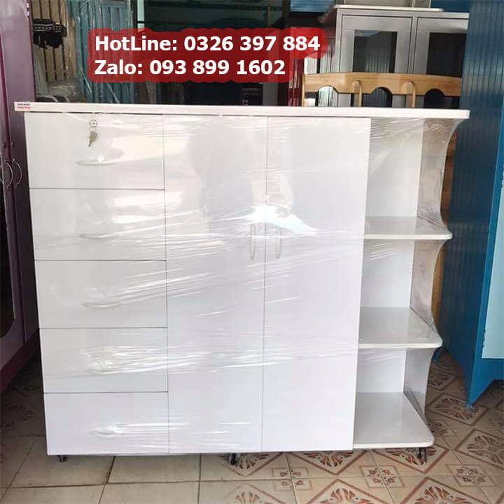 Tủ quần áo nhựa Đài Loan giá rẻ AB702 1