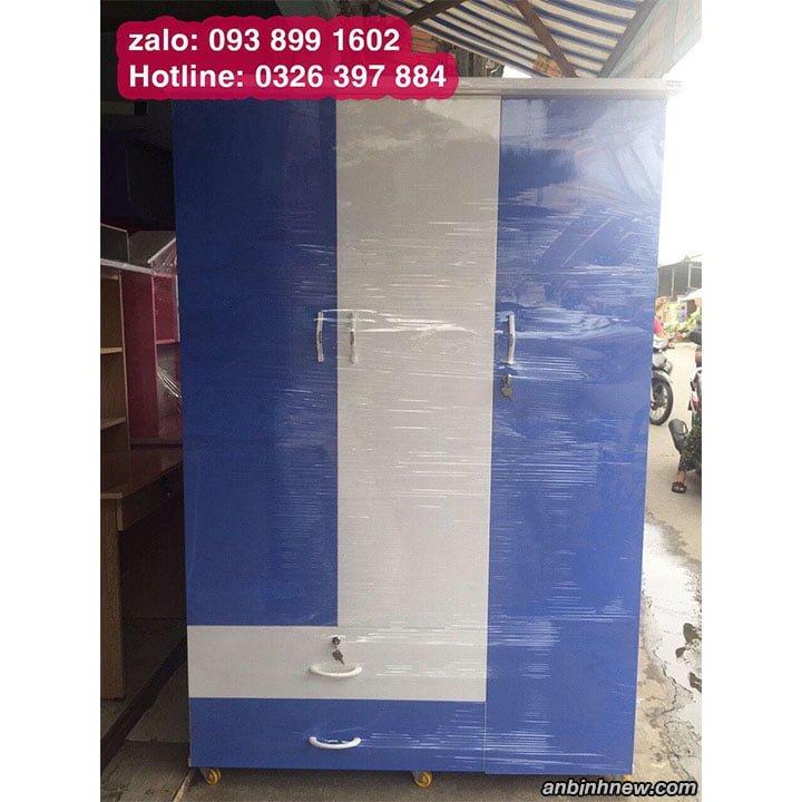 Tủ nhựa Đài Loan in 3D đẹp AB751 6