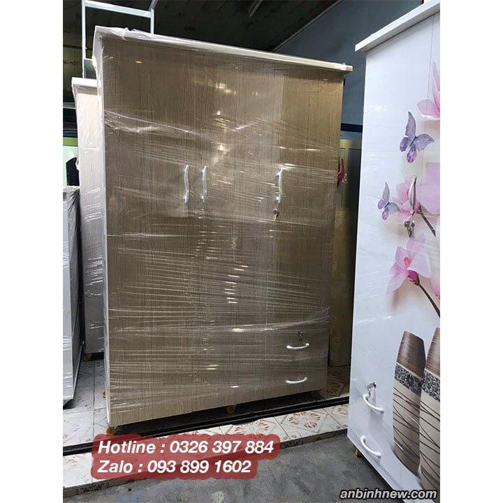 Tủ nhựa Đài Loan in 3D đẹp AB751 9
