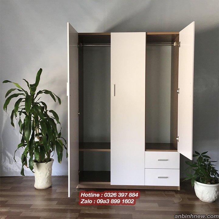 Tủ nhựa dành cho phòng ngủ đẹp AB708