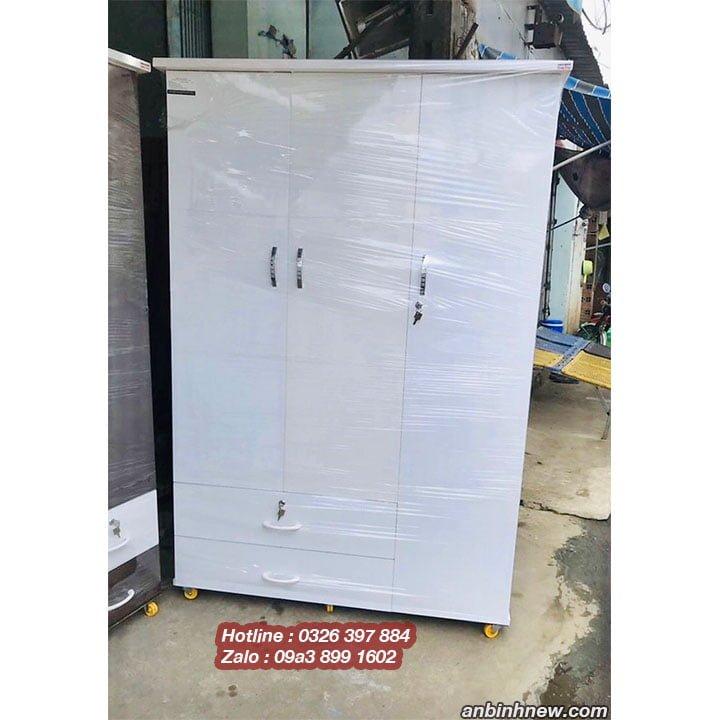 Tủ nhựa Đài Loan in 3D đẹp AB751 8
