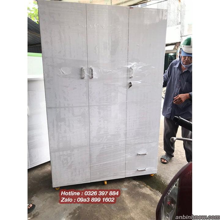 Tủ nhựa dành cho phòng ngủ đẹp AB708 3
