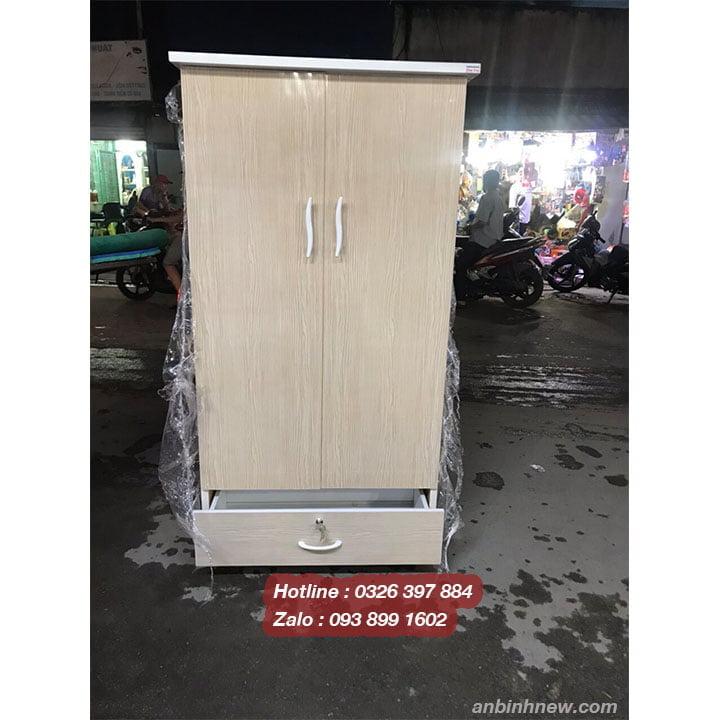 Tủ đồ nhựa đựng quần áo nhỏ gọn AB707 2