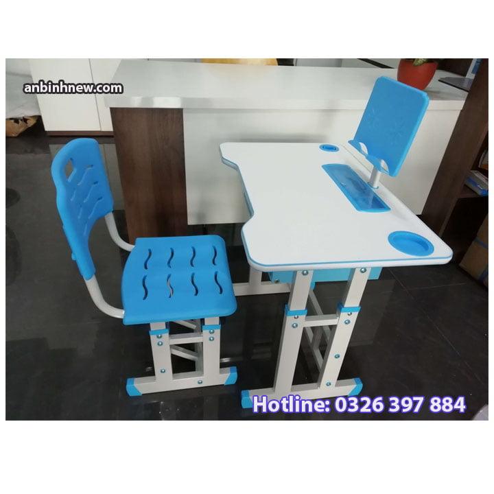 Bộ bàn ghế học sinh thông minh chống gù chống cận cho bé AB067 7