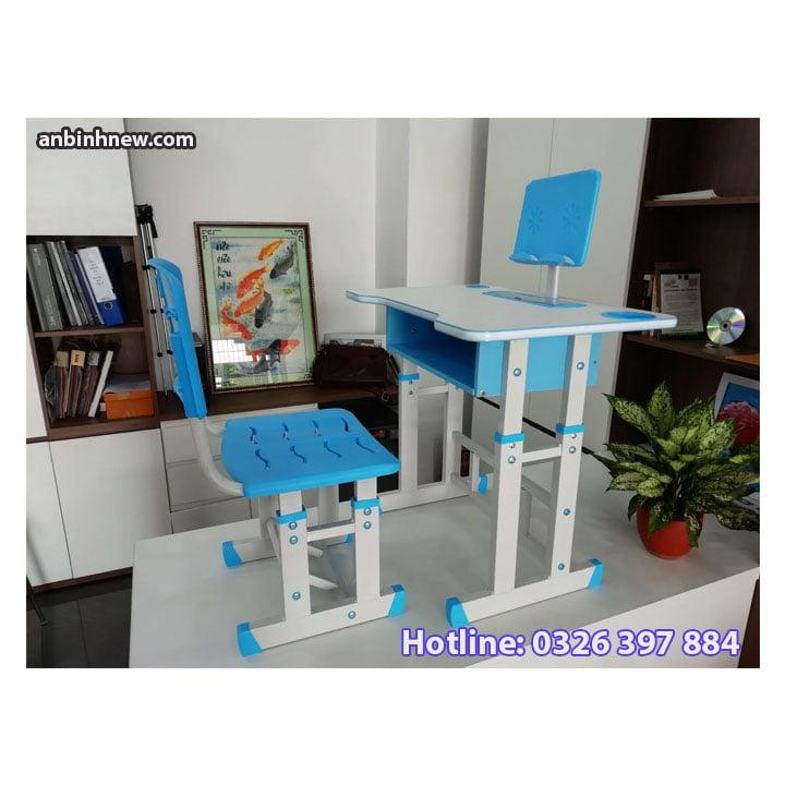 Bộ bàn ghế học sinh thông minh chống gù chống cận cho bé AB067 8