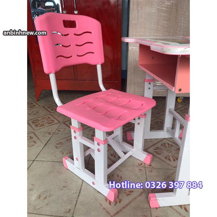 Bộ bàn ghế học sinh thông minh chống gù chống cận cho bé AB067 4