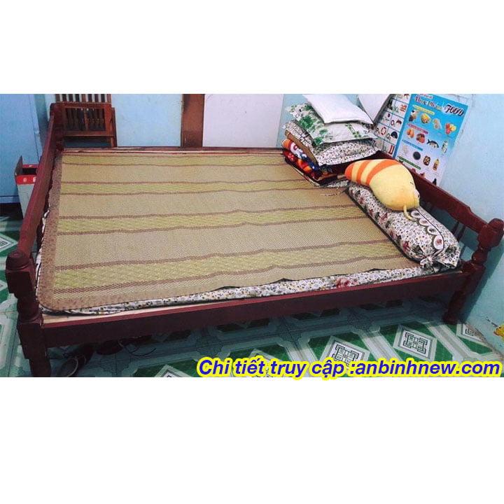 Giường gỗ dành cho bà đẻ, giường nằm dành cho người mới sinh 1