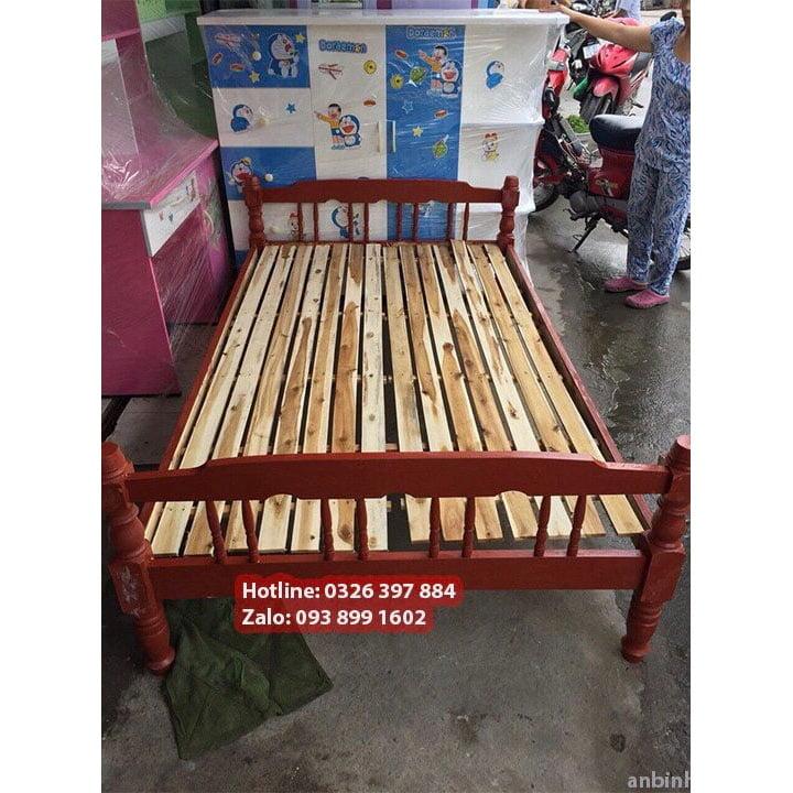 Giường gỗ dành cho bà đẻ, giường nằm dành cho người mới sinh
