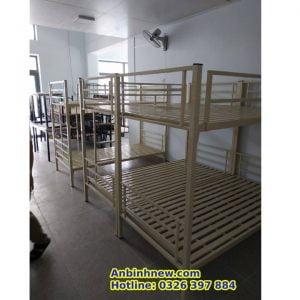 lắp đặt giường sắt tphcm