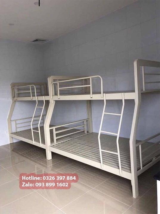 giường tầng 1m bằng sắt cao cấp