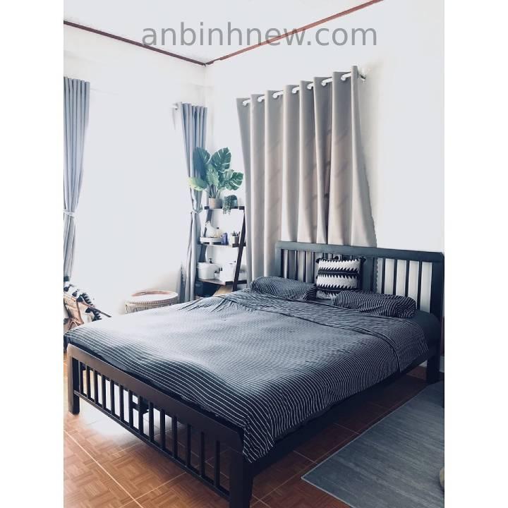 Tất Tần Tật về : giường sắt 1m4 x 2m