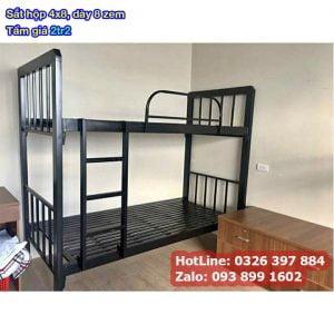 Mẫu giường tầng giá rẻ, hiện đại